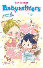 Baby-Sitters 17 Manga