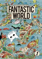 Quenotte et le monde fantastique 1 Manga