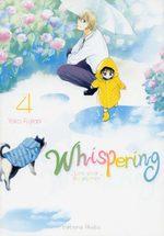 Whispering - Les voix du silence 4 Manga