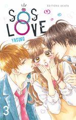 SOS Love 3 Manga