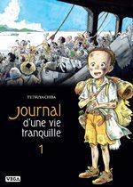 Journal d'une vie tranquille T.1 Manga
