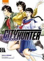 City Hunter Rebirth # 1