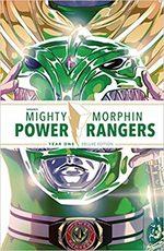 Mighty Morphin Power Rangers # 1