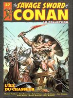 The Savage Sword of Conan # 27