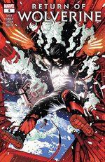 Wolverine - Le retour de Wolverine # 5