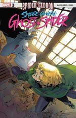 Spider-Gwen - Ghost-Spider # 3