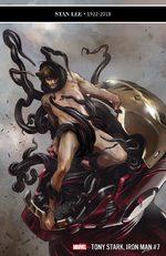 Tony Stark - Iron Man # 7