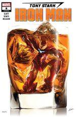 Tony Stark - Iron Man # 8