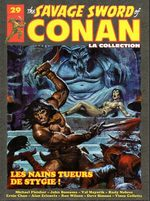 The Savage Sword of Conan # 29