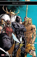 Avengers # 12