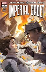 Star Wars - Han Solo - Imperial Cadet # 1