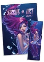 Sirens of Art 2 Artbook