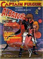 Le journal de Captain Fulgur - Albator 2 Périodique