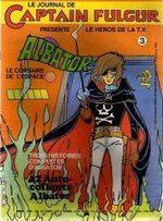 Le journal de Captain Fulgur - Albator 3 Périodique
