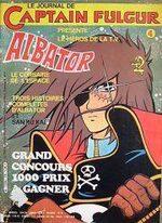 Le journal de Captain Fulgur - Albator 4 Périodique