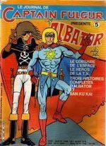 Le journal de Captain Fulgur - Albator 5 Périodique