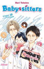 Baby-Sitters 18 Manga