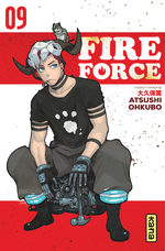 Fire force # 9