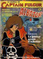 Le journal de Captain Fulgur - Albator 6 Périodique