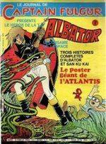 Le journal de Captain Fulgur - Albator 7 Périodique