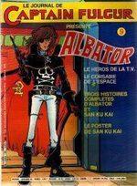 Le journal de Captain Fulgur - Albator 9 Périodique