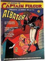 Le journal de Captain Fulgur - Albator 11 Périodique