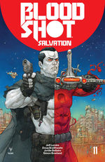 Bloodshot Salvation # 11