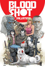 Bloodshot Salvation # 12