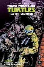 Les Tortues Ninja # 5