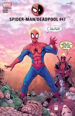Spider-Man / Deadpool 47