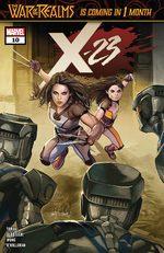 X-23 # 10
