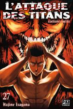 L'Attaque des Titans # 27
