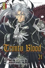 couverture, jaquette Trinity Blood 21