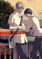 Love stories T.2 Manga