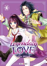 Legendary Love 4 Manga