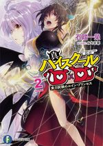 Shin High School DXD 2 Light novel