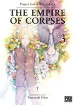The empire of corpses # 3