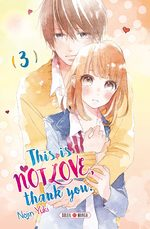 This is not love, thank you T.3 Manga