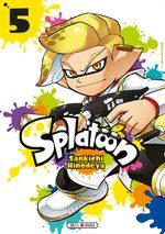 Splatoon 5 Manga