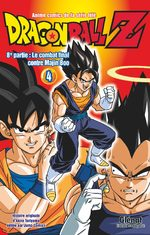 Dragon Ball Z - 8ème partie : Le combat final contre Majin Boo 4 Anime comics