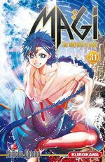 Magi - The Labyrinth of Magic 31