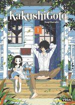 Kakushigoto 1 Manga