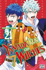 Yamada kun & The 7 Witches # 21