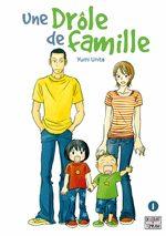 Une drôle de famille 1 Manga