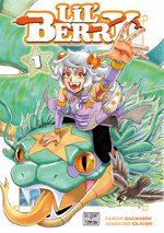 Lil'Berry 1 Global manga