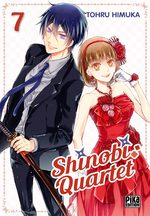 Shinobi Quartet # 7