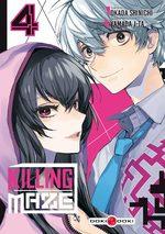 Killing Maze 4 Manga