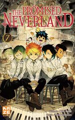 The promised Neverland 7 Manga