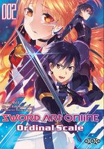 Sword Art Online - Ordinal Scale # 2