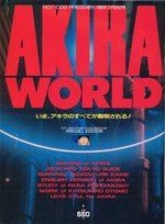 Akira World 1 Artbook